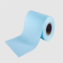 woodpulp spunlace non woven fabric for industrial wipes