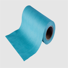 wp woodpulp spunlace non woven fabric rolls for medical use wipes