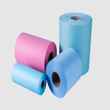 medical wiper raw material non woven fabric rolls