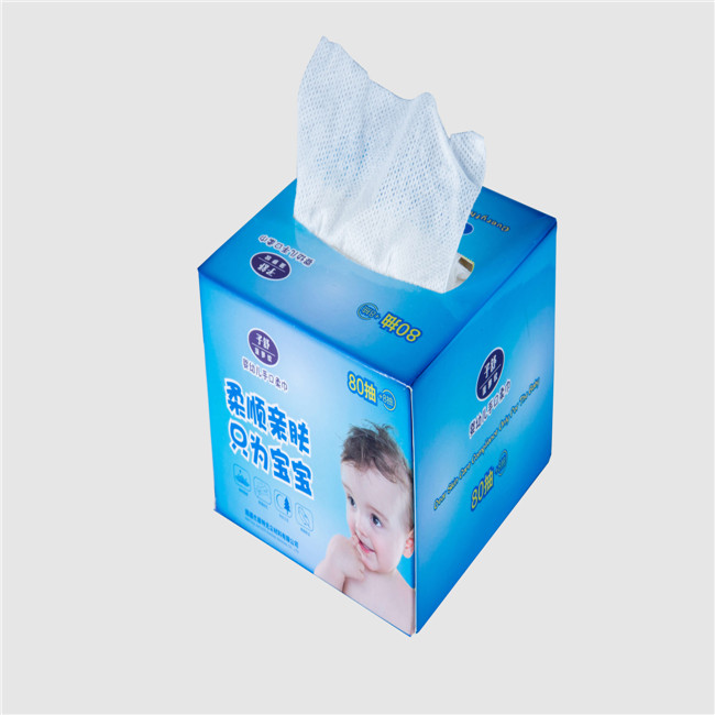 woodpulp spunlace non woven fabric for household wipes