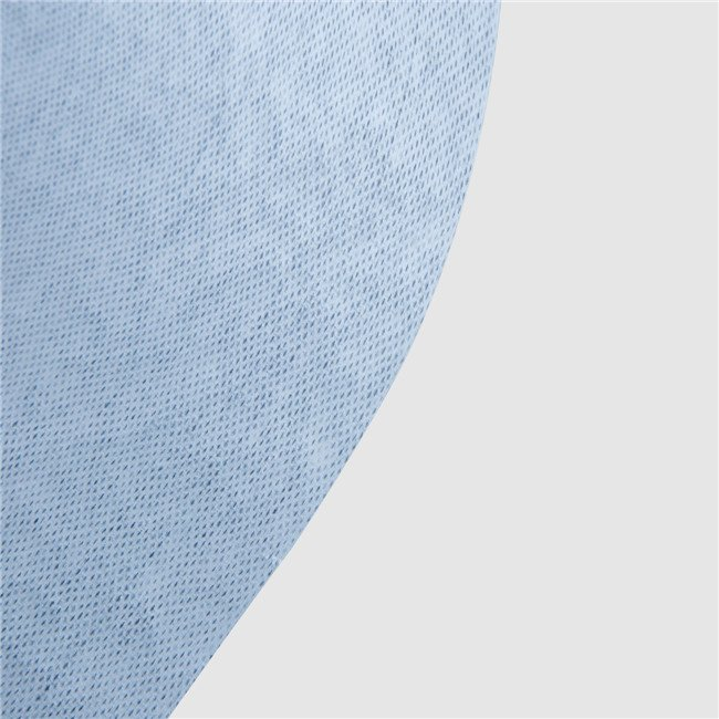 facial care wiper use pulp spunlace nonwoven fabric jump rolls