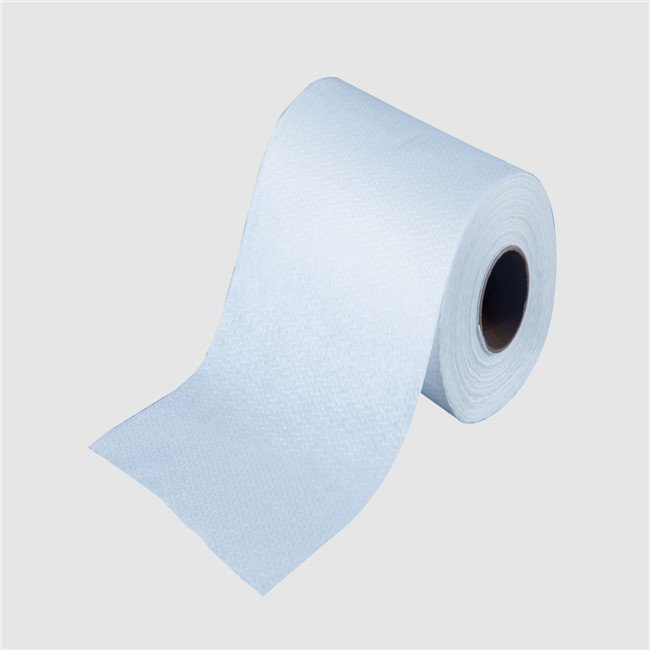 universal household woodpulp spunlace non-woven fabric rolls