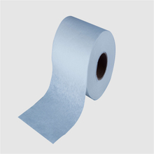 wet tissue material woodpulp spunlace non woven fabric